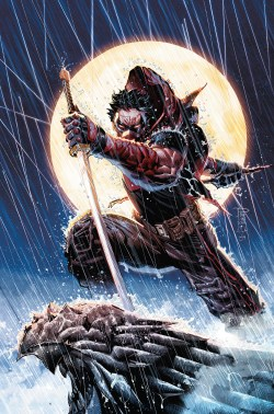 RED HOOD OUTLAW #44 PHILIP TAN VAR ED (JAN200571)