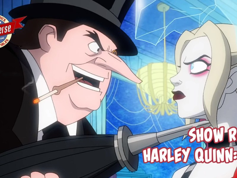 HARLEY QUINN EPISODE REVIEW S02:E01