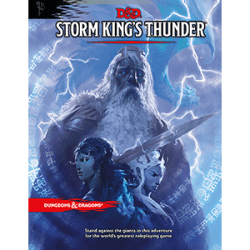 D&D 5E: Storm King's Thunder