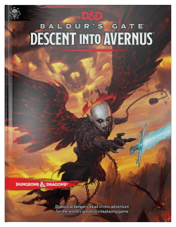 D&D 5E: Descent into Avernus