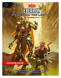 D&D 5E: Eberron Rise from the Last War