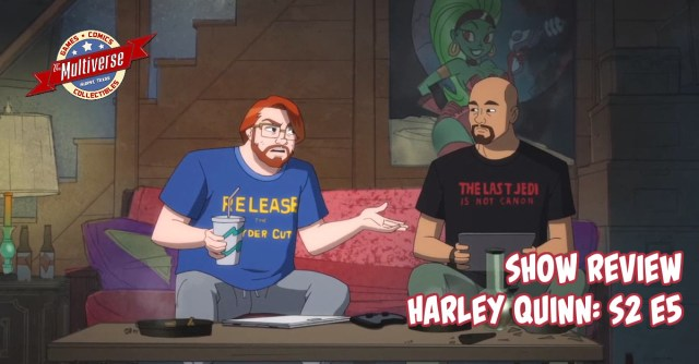 Harley Quinn Episode Review S02 E05 The Multiverse
