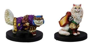 Animal Adventures: Cats & Catacombs: Complete Set