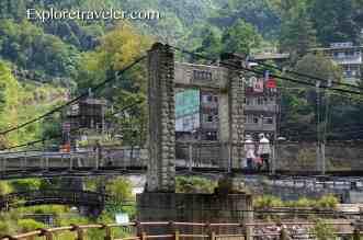 Aboriginal and Hakka village in Hsinchu county Taiwan