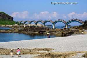 Sanxiantai Dragon Bridge