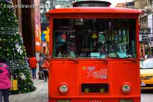 Hsinchu Taiwan By Bus photo