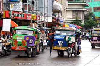Exploring Ormoc City is fun and easy on Motorized Tricycles in the Philippines