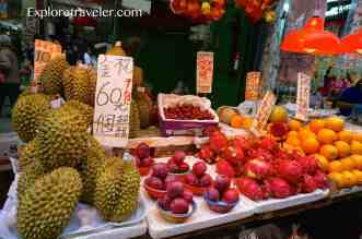 Durian Fruit of Southeast Asia