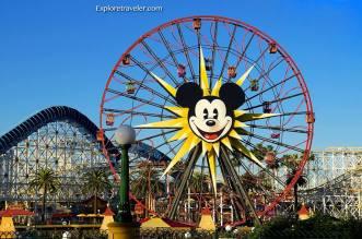 Disney Adventure Park California