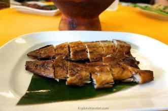 Mabanai indigenous restaurant