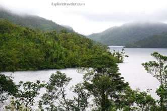 Lake Danao National Park is a rare beauty on the island of Leyte in the Philippines