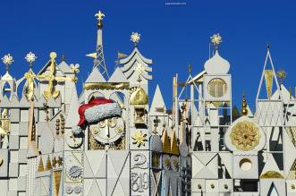 It is a small world Holiday Magic