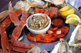Seafood Treasures