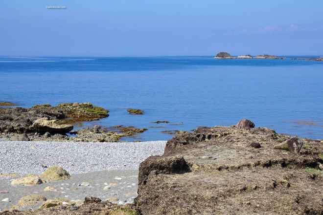 sanxiantai dragon bridge island