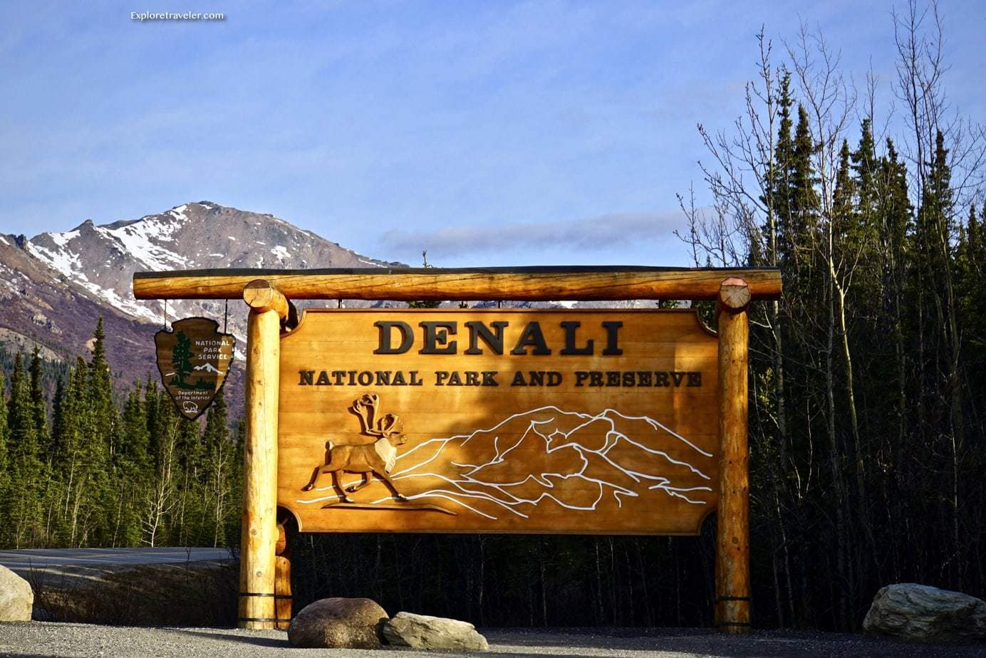 ExploreTraveler Denali National Park and Preserve In Alaska