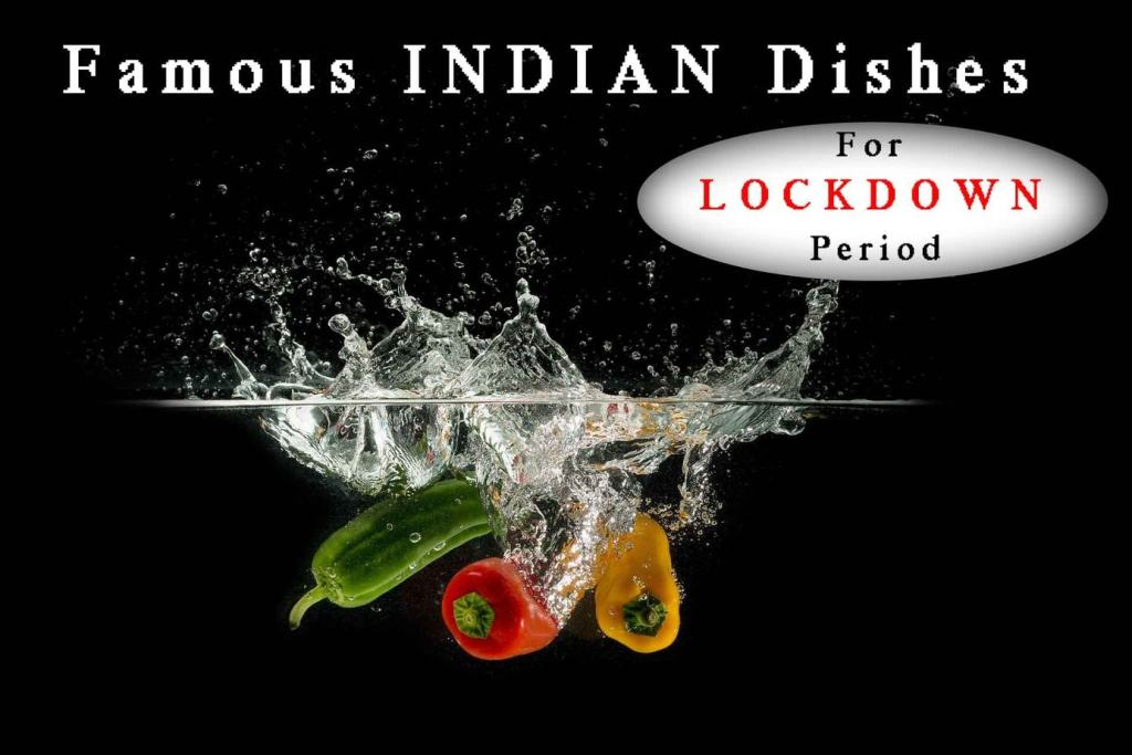 Famous Indian Dishes