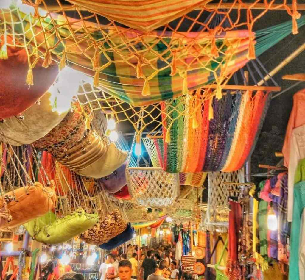 Arpora Saturday Flea Market