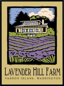 Lavender Hill Farm - Vashon Island - Logo