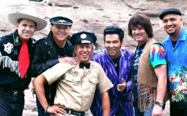 Wally & The Beaves - guys 2