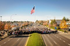 By Darel Roa Photography - City of Federal Way, Raise the Flag Event, 11/11/2014, Public Domain, https://commons.wikimedia.org/w/index.php?curid=45576923