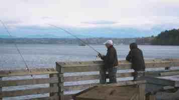 Dash Point Park Fishermen