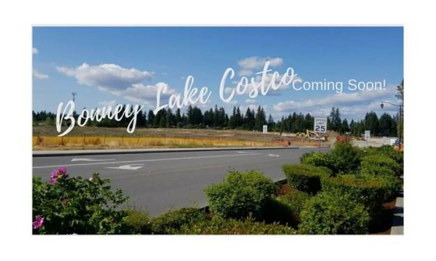 State Of The Art Costco Coming to Bonney Lake!