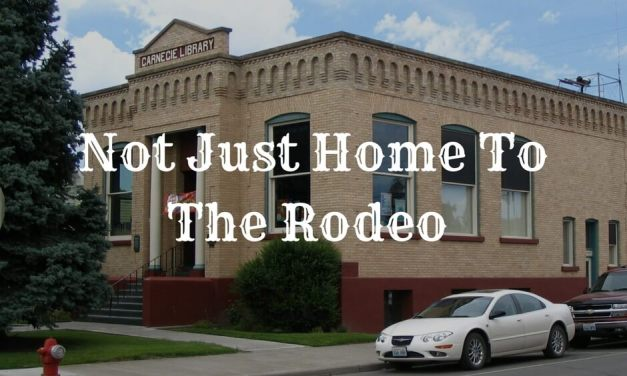 Not Just Home To The Rodeo