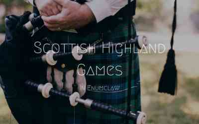 Scottish Highland Games in Enumclaw