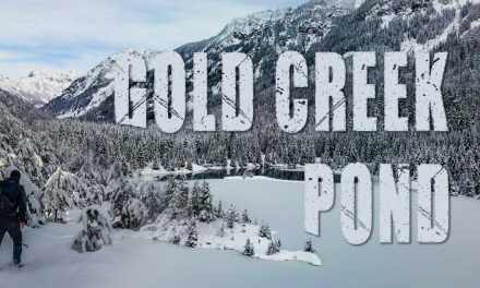 Gold Creek Pond
