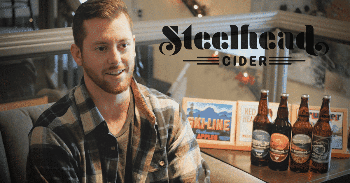 Steelhead Cider – Third Generation Apple Grower Brings Cider To Downtown Chelan