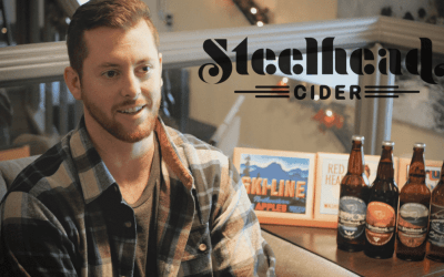 Steelhead Cider – Third Generation Apple Grower Brings Cider To Downtown Chelan