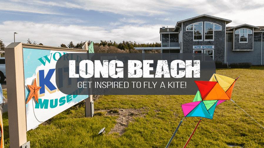 World Kite Museum in Long Beach, WA