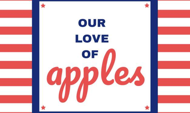 Our Love of Apples