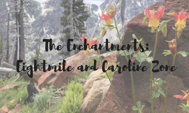 Eightmile and Caroline Zone