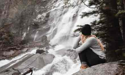 Bridal Veil Falls in Winter: Easy Hike, Massive Reward