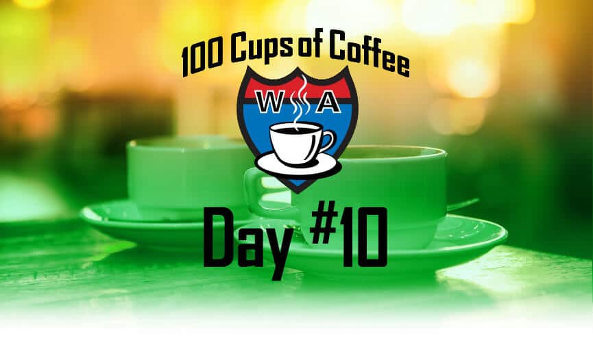 Ocean Beach Roasters and Bistro Ocean Shores, Washington Day 10 of the 100 Cups of Coffee in 100 Days Project