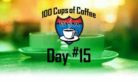 Anchorhead Coffee Issaquah, Washington Day 15 of the 100 Cups of Coffee in 100 Days Project