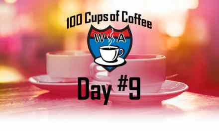 Banks Lake Brew & Bistro Coulee City, Washington Day 9 of the 100 Cups of Coffee in 100 Days Project