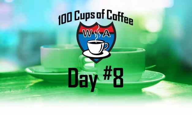Urraco Coffee Company Shelton, Washington Day 8 of the 100 Cups of Coffee in 100 Days Project