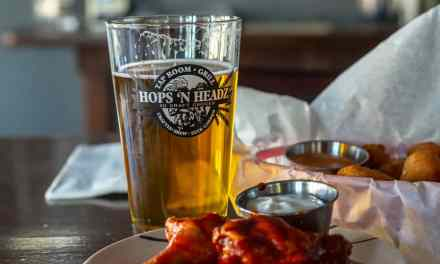 Grab Some Wings and Try one of The 30 Beers on Tap at Hops and Headz Tap Room & Grill Bellingham Washington