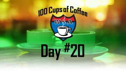 The Mountain Goat Coffee Company Packwood, Washington Day 20 of the 100 Cups of Coffee in 100 Days Project
