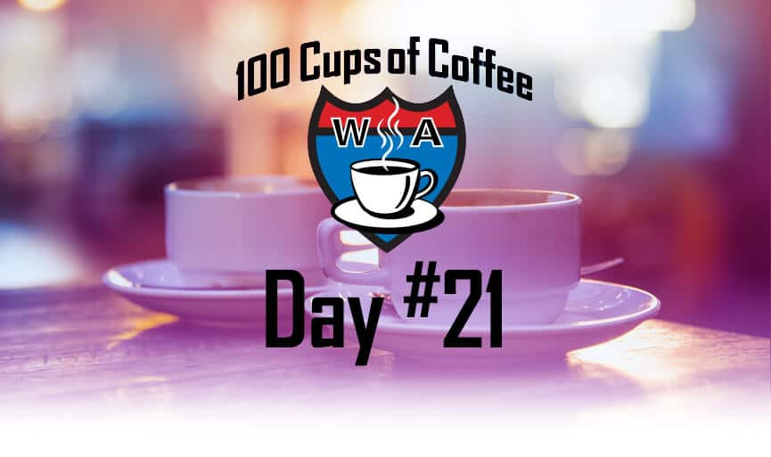 Batdorf & Bronson Dancing Goats Espresso Bar Olympia, Washington Day 21 of the 100 Cups of Coffee in 100 Days Project