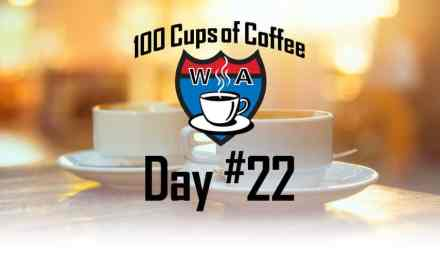 Mason's Place Moses Lake, Washington Day 22 of the 100 Cups of Coffee in 100 Days Project