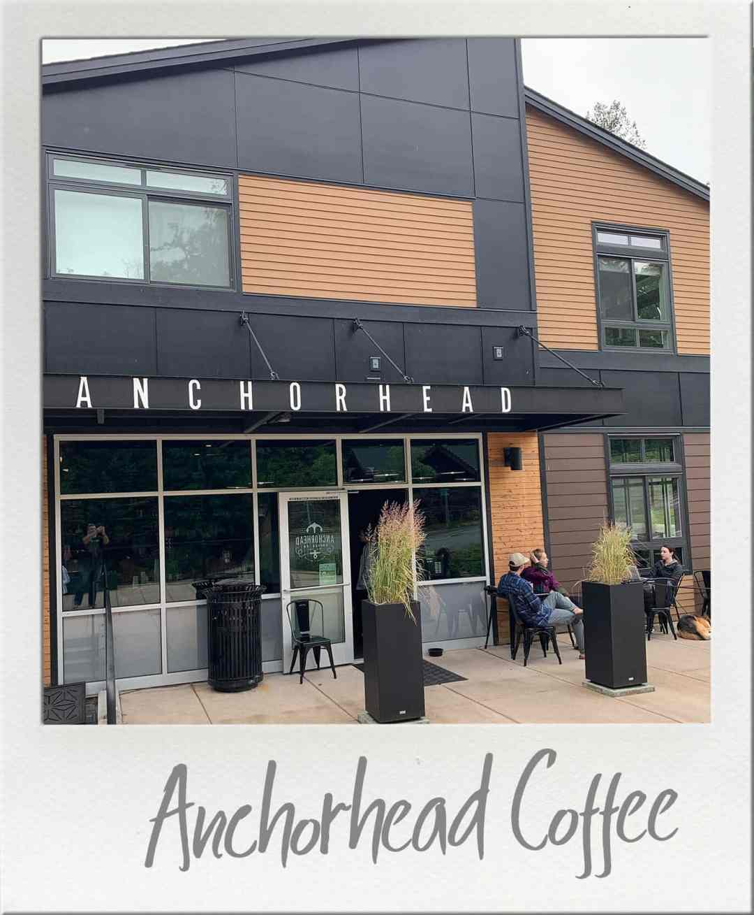 Anchorhead Coffee Issaquah Storefront.