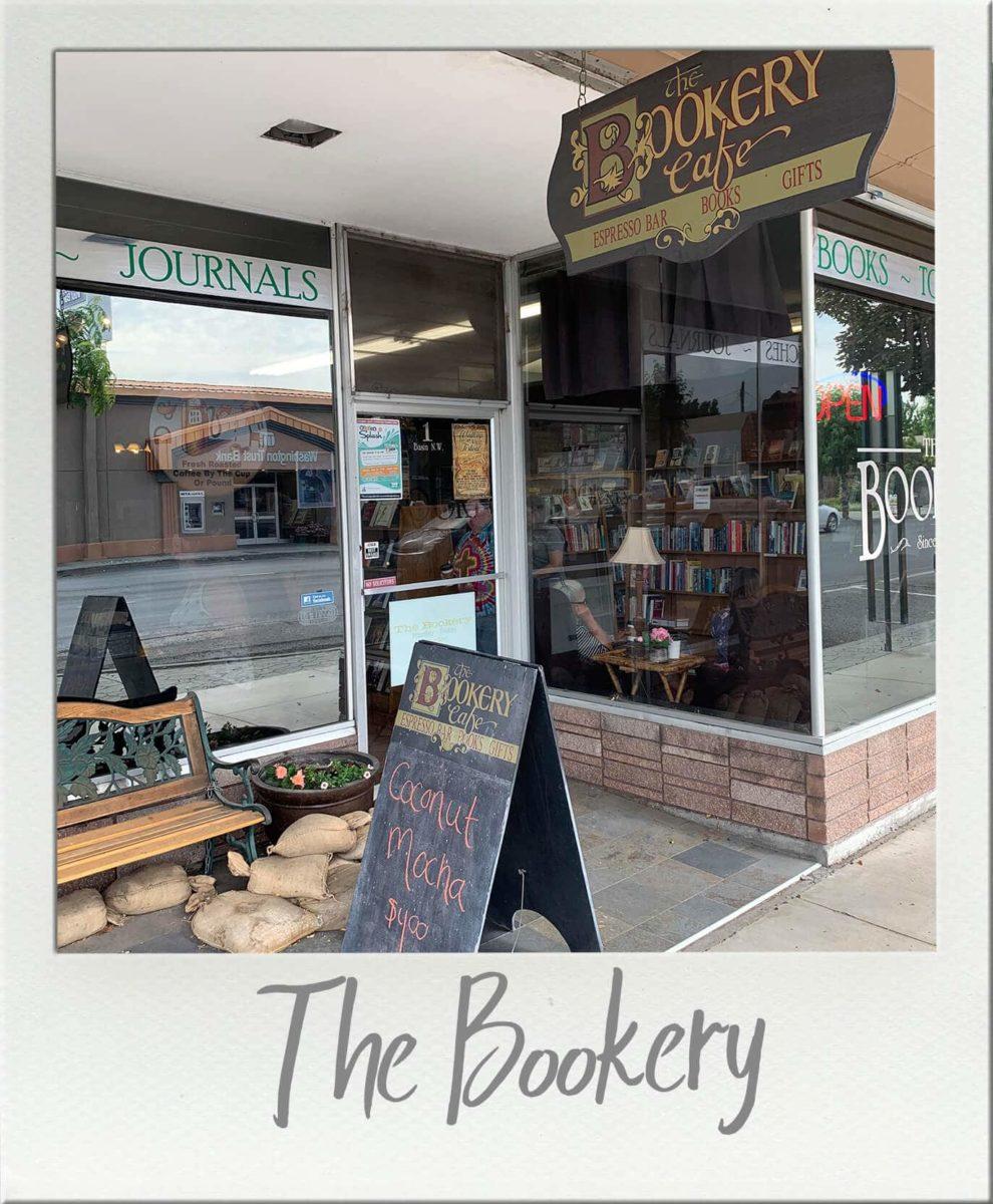 The Bookery Ephrata Washington Store Front