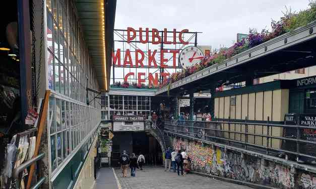 First-time Visit to Pike Place Market