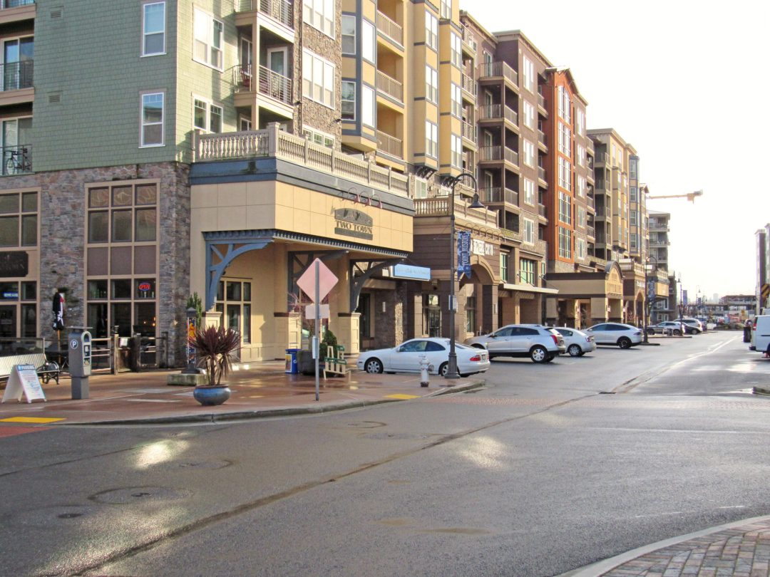 Point Ruston block of buildings