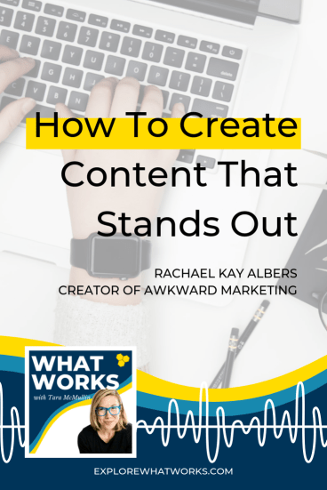 How To Create Content That Stands Out