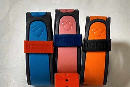 BitBelt to keep your MagicBand secure
