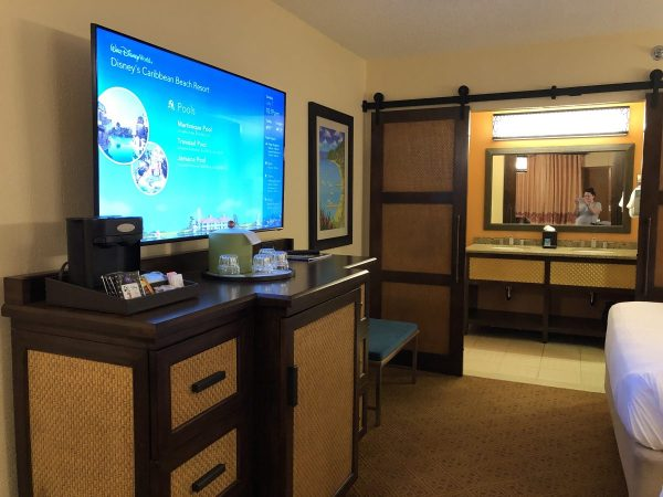 Martinique Room at Disney's Caribbean Beach Resort